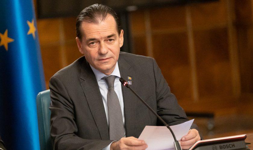 Ludovic Orban - Prim-Ministrul Romaniei