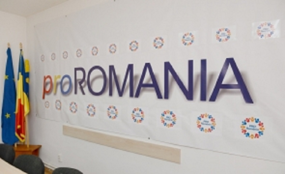 pro romaniaa