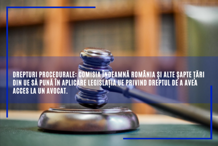 Infringement drepturi procedurale