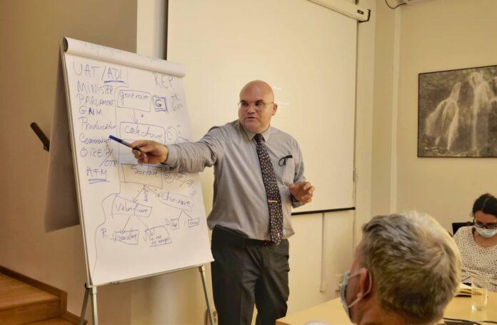 Raul Pop workshop Tranzitia Romaniei catre o economie verde 1